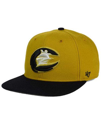 '47 Brand Charlotte Knights Shot Snapback Cap