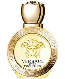 Versace Eros Pour Femme Eau de Toilette, 1.7 oz