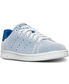 adidas Men's Stan Smith Mono Casual Sneakers from Finish Line