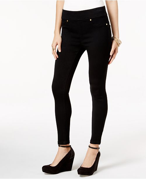 5a769926ff7d4 Thalia Sodi Pull-On Jeggings, Created for Macy's & Reviews - Jeans ...