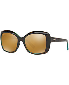 Maui Jim Polarized Orchid Sunglasses, 735