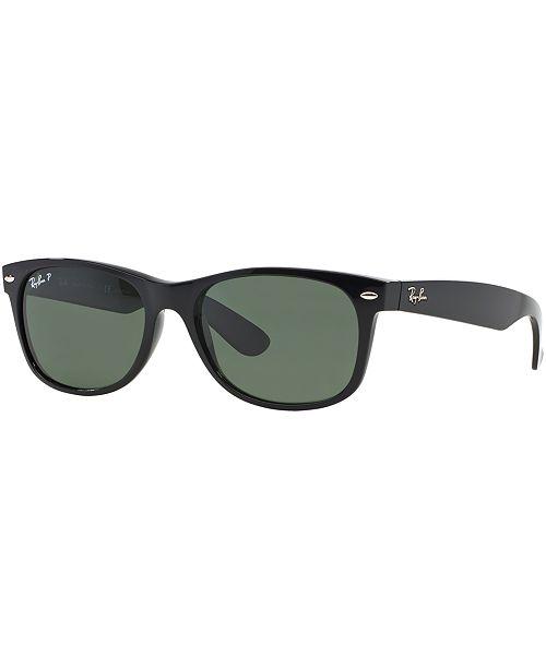 f740805947 ... Ray-Ban Polarized New Wayfarer Sunglasses