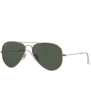 Ray-Ban Sunglasses, RB3025 Aviator