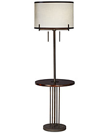 Pacific Coast Soledad Floor Lamp with Tray
