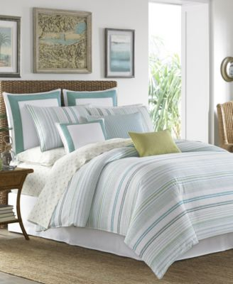 La Scala Breezer Seaglass Queen 4-Pc. Comforter Set
