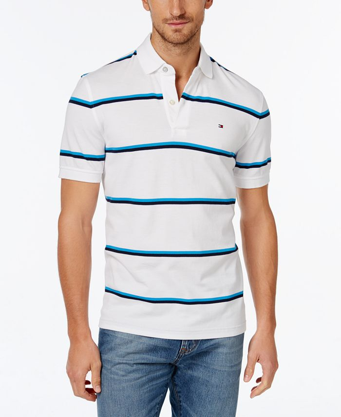 Tommy Hilfiger - Andrew Stripe Polo