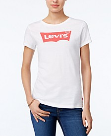 Trendy Plus Size Logo T-Shirts