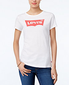 Levi's® Cotton Batwing Logo Graphic T-Shirt