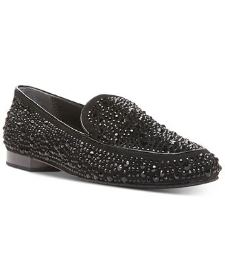donald j pliner sunglasses us22  Donald J Pliner Helene Embellished Loafer Flats