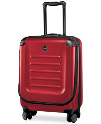 """Victorinox Spectra 2.0 22"""" Expandable Hardside Carry-On Spinner Suitcase"""