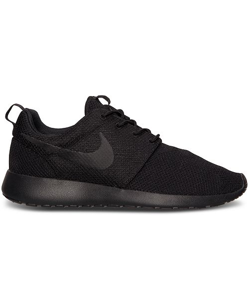 82021521321 Nike Men s Roshe One Casual Sneakers from Finish Line   Reviews ...