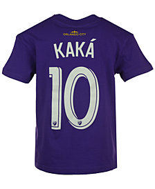 adidas MLS Kaka Orlando T-Shirt, Little Boys (4-7)