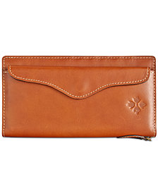 Patricia Nash Valentia Smooth Leather Wallet