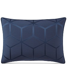 Hotel Collection Cubist Standard Sham, Created for Macy's