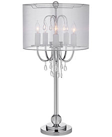 kathy ireland Home by Pacific Coast Sochi Table Lamp