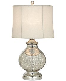 kathy ireland Home by Pacific Coast Manhattan Modern Table Lamp