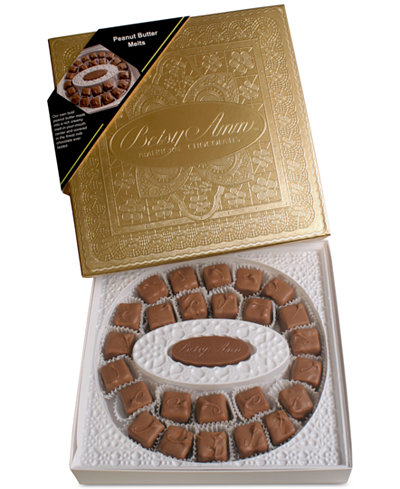 Betsy Ann Chocolates Peanut Butter Melts