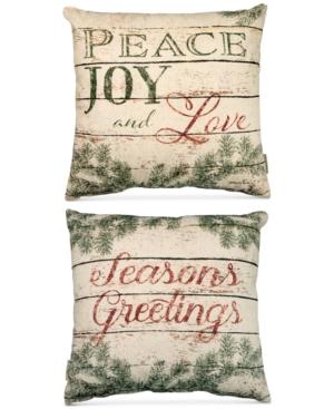 Primitives by Kathy Peace Joy and Love & Season Greetings Ho
