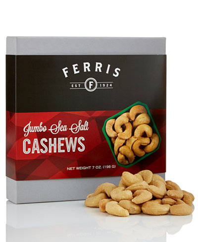 Ferris Jumbo Sea Salt Cashews Gift Box