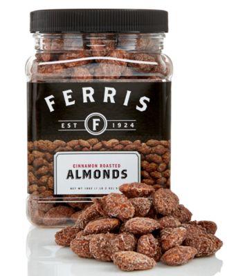 Ferris Cinnamon-Roasted Almonds
