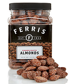 Ferris Cinnamon-Roasted Almonds