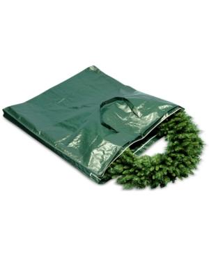 National Tree Company Heavy Duty Wreath and Garland Storage Bag