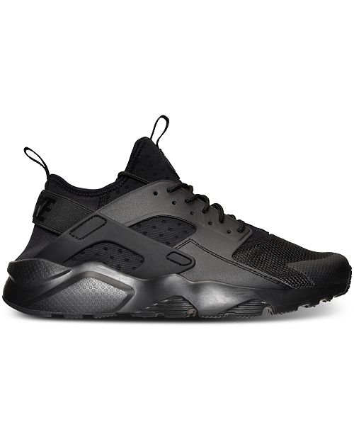 8ada8b80030c Nike Men s Air Huarache Run Ultra Running Sneakers from Finish Line ...