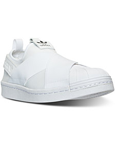 adidas Women's Superstar Slip-On Casual Sneakers from Finish Line
