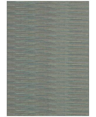 "Monaco Indoor/Outdoor Larvotto 5'3"" x 7'6"" Area Rug"