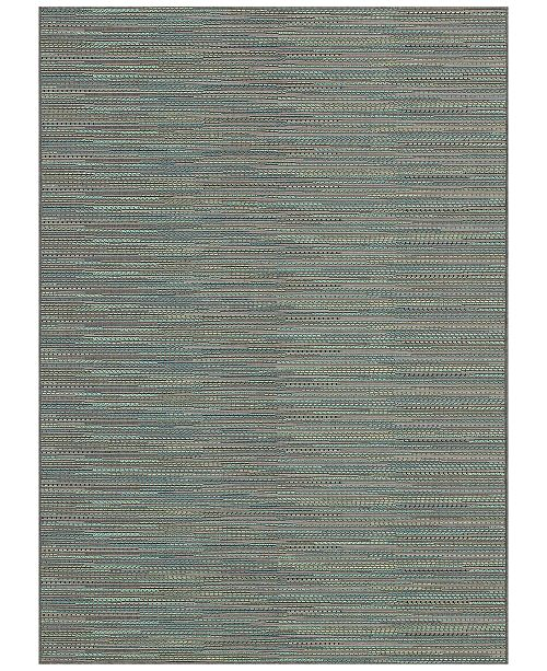 "Couristan Monaco Indoor/Outdoor Larvotto 7'6"" x 10'9"" Area Rug"
