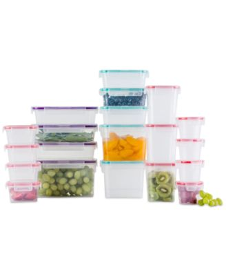 snapware 40 pc  airtight meal prep storage set created for macy u0027s snapware 40 pc  airtight meal prep storage set created for macy u0027s      rh   macys com