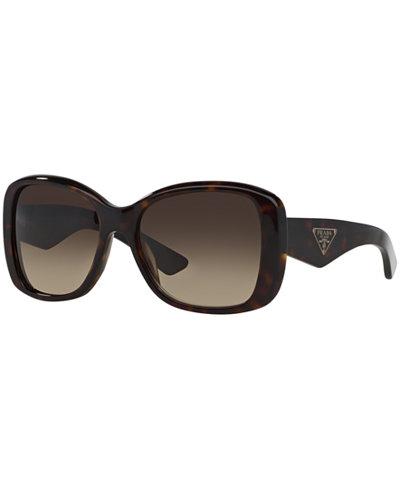 649058bdf8f Prada Sunglasses For Women - Macy s