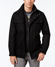 Military Mens Jackets & Coats - Macy's