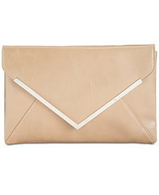 I.N.C. Lily Glazed Clutch, Created for Macy's