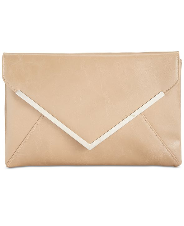 INC International Concepts INC Lily Glazed Clutch, Created for Macy's