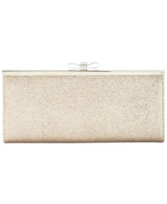 Image of INC International Concepts Carolyn Glitter Clutch, Only at Macy's