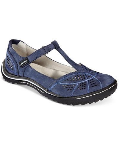 Jambu Women S Bridget Mary Jane Flats Flats Shoes Macy S