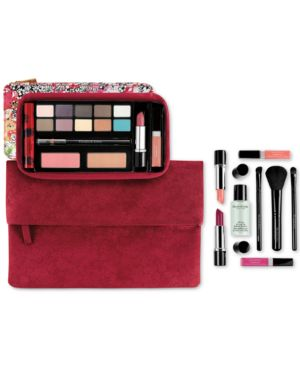 "Image of 26-Pc. ""Makeup On The Move"" Beauty Gift - (A $247 value)"