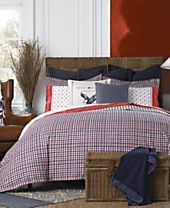 Tommy Hilfiger Timeless Plaid Bedding Collection