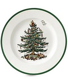 Christmas Tree Dinnerware Dinner Plate
