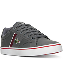Lacoste Big Boys' Fairlead 316 Casual Sneakers from Finish Line
