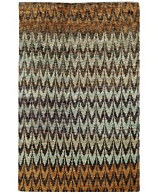 Tommy Bahama Home Ansley Jute 50908 Brown 8' x 10' Area Rug
