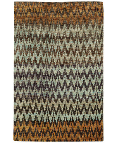 Tommy Bahama Home Ansley Jute 50908 Brown 5' x 8' Area Rug