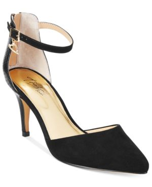 Thalia Sodi Vanesssa Pointed-Toe Pumps, Created for Macy