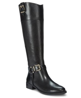 INC International Concepts Women's Fedee Tall Boots, Only at ...