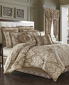 J. Queen 4-Pc. New York Stafford Queen 4-Pc. Comforter Set
