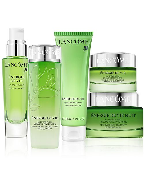 Lancome Énergie de Vie Collection