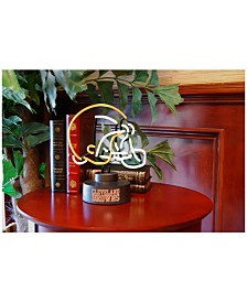 Memory Company Cleveland Browns Team Logo Neon Light
