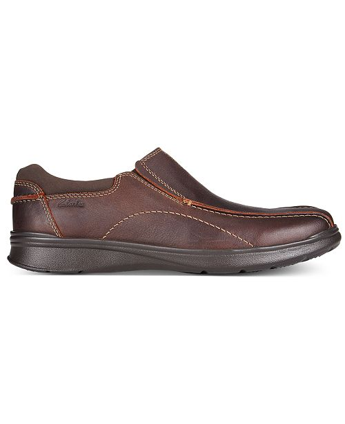 224c1610275 Clarks Men s Cotrell Step Bike Toe Slip On   Reviews - All Men s ...