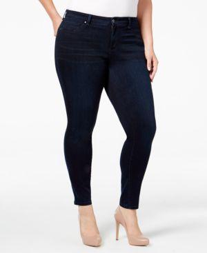 Jessica Simpson Trendy Plus Size Kiss Me Skinny Jeans 2920993